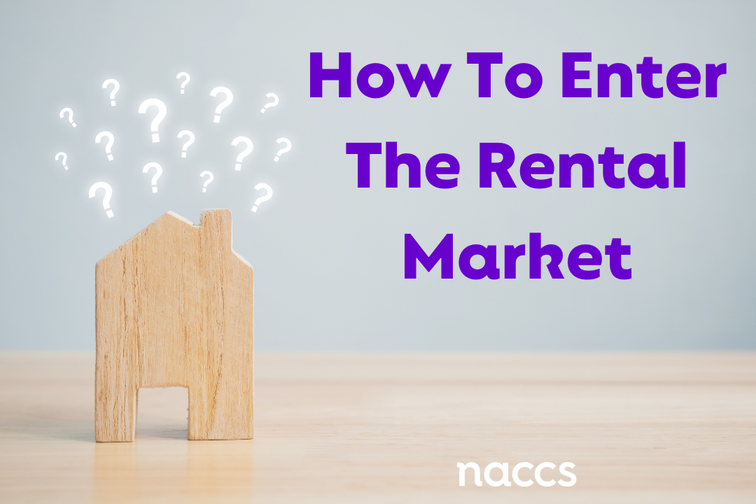 How To Enter The Rental Market!!!